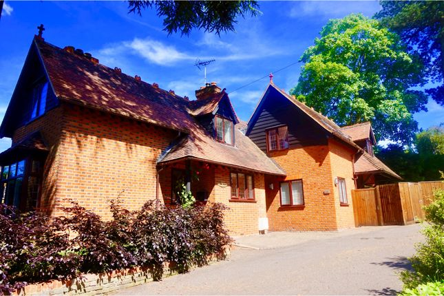 Thumbnail Detached house for sale in Foxley Drive, Bishop's Stortford