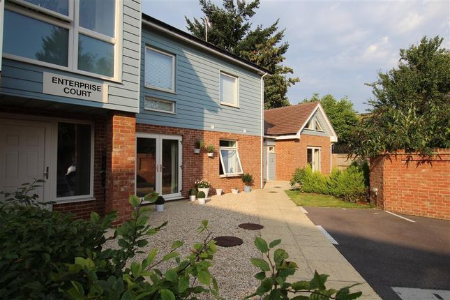 Front of Enterprise Court, Pangbourne, Reading RG8