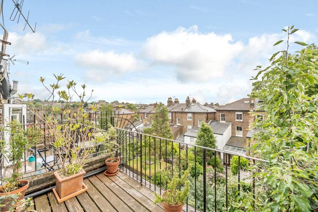 Thumbnail End terrace house for sale in Croftdown Road, London