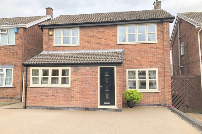 Thumbnail Detached house for sale in Warmwells Lane, Ripley
