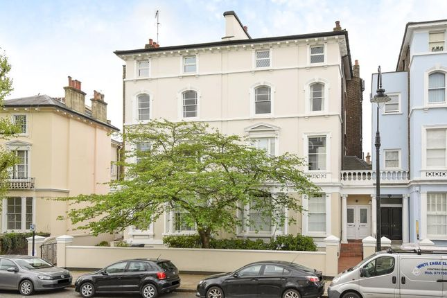 External View of Regents Park Road, Primrose Hill NW1,