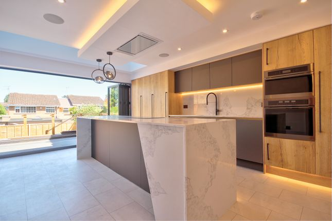 Thumbnail Detached house for sale in St. Johns Road, Stoneygate, Leicester