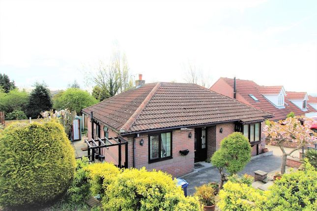 Thumbnail Bungalow for sale in Butterton Close, Staincross, Barnsley