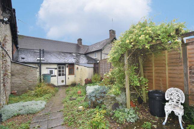 Thumbnail Cottage for sale in Edgebridge, Mere, Warminster