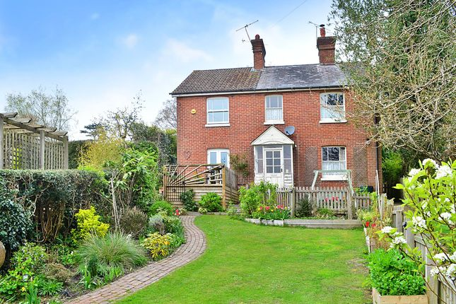 Thumbnail Semi-detached house for sale in Ivy Dene Lane, Ashurst Wood, East Grinstead