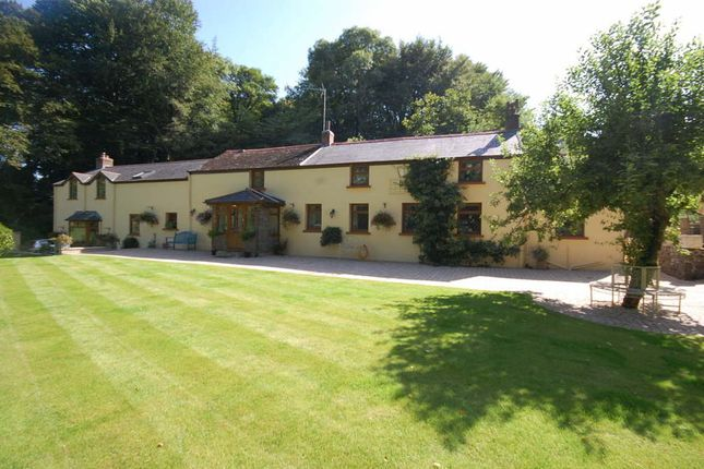 Thumbnail Detached house for sale in Waterwynch, Tenby, Tenby, Pembrokeshire