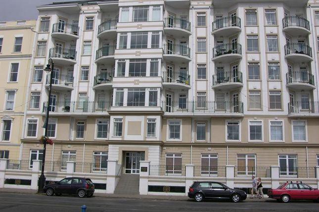 Thumbnail Flat to rent in Palace Terrace, Douglas