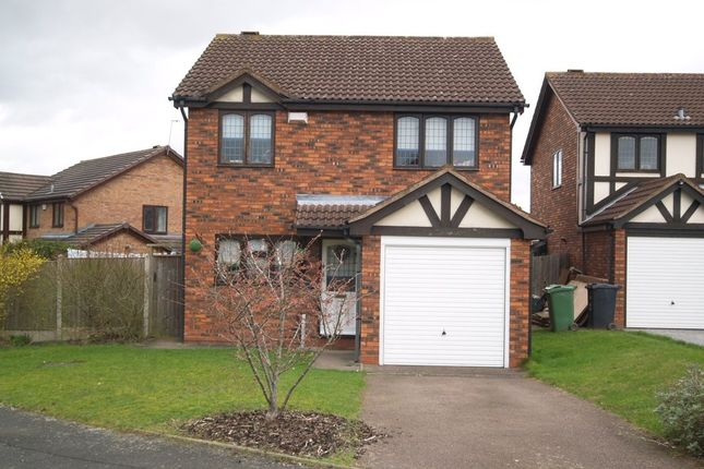 Thumbnail Detached house for sale in Troutbeck Drive, Brierley Hill