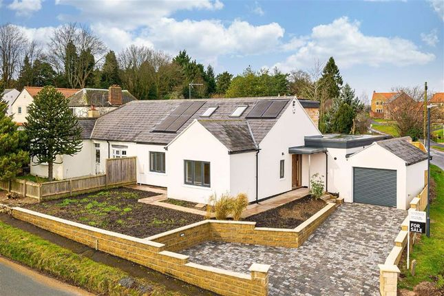 Thumbnail Semi-detached bungalow for sale in Moor Road, Harrogate, North Yorkshire