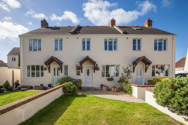 Thumbnail Terraced house for sale in 2 La Frairie, St. Andrew, Guernsey