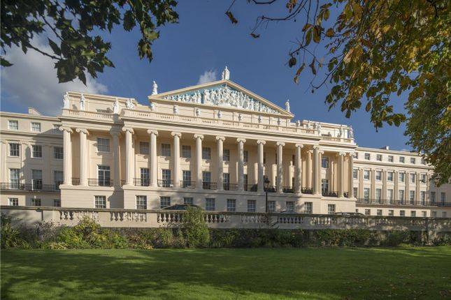 Thumbnail Flat for sale in Cumberland Terrace, Regent's Park, London
