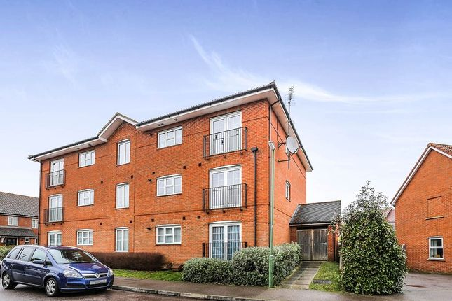 2 bed flat for sale in Cheviot Way, Stevenage