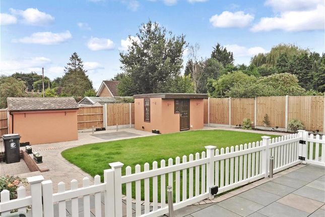 Thumbnail Semi-detached house for sale in London Road, Stanford Rivers, Ongar, Essex