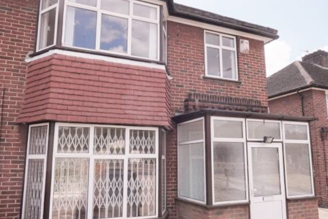 Thumbnail Semi-detached house for sale in Hocroft Walk, Hendon Way, London