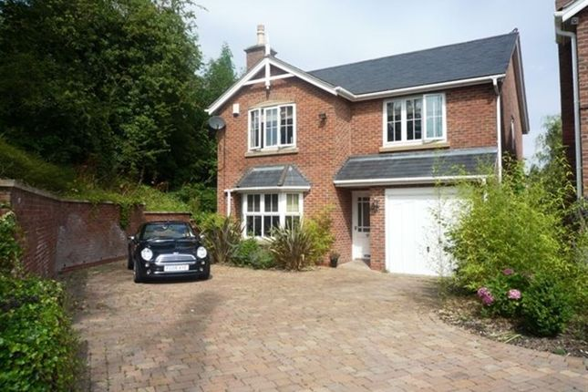 Thumbnail Detached house to rent in Hylton Drive, Cheadle Hulme, Cheadle