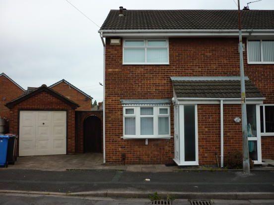 Thumbnail Semi-detached house to rent in Seddons Court, Eccleston Lane Ends, Prescot