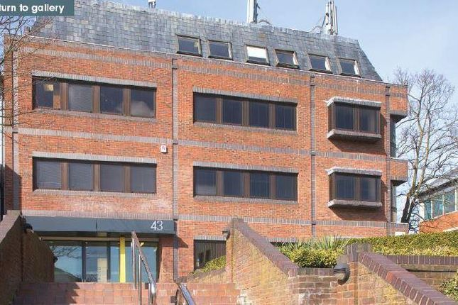 Thumbnail Office to let in 3rd Floor, Reigate Place, 43 London Road, Reigate, Surrey