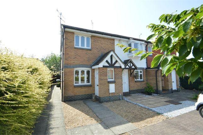 Thumbnail Semi-detached house for sale in Eyston Drive, Weybridge, Surrey