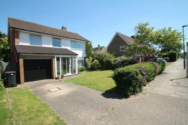 Thumbnail Detached house for sale in Hayesford Park Drive, Bromley