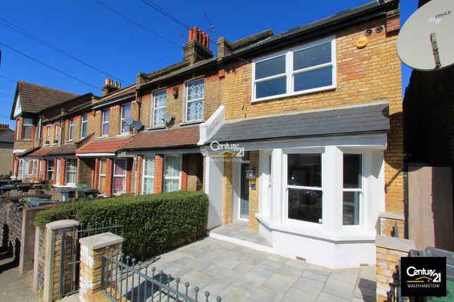 Thumbnail End terrace house for sale in Somers Road, London