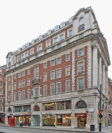 Thumbnail Office to let in Nuffield House, 41- 46 Piccadilly, London