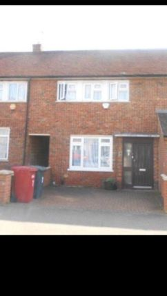 Thumbnail Terraced house to rent in Paget Road, Slough, Langley