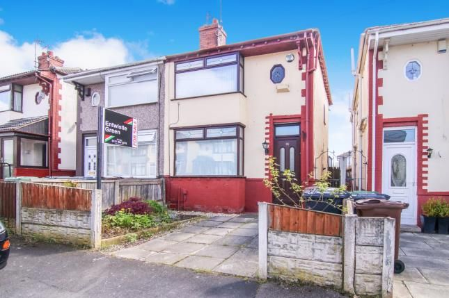 Thumbnail Semi-detached house for sale in Ascot Avenue, Litherland, Liverpool, Merseyside