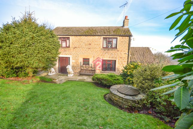 Thumbnail Detached house for sale in Birch Farm, Main Road, Troway, Derbyshire