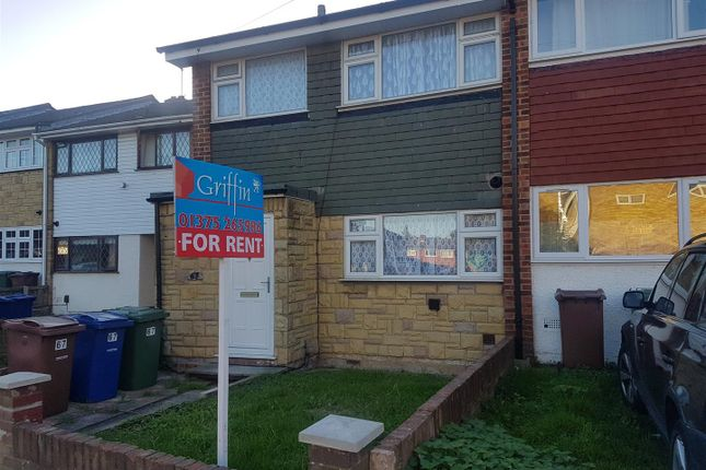 Thumbnail Property to rent in Toft Avenue, Grays