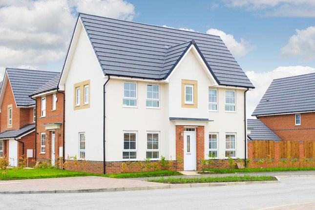 """Thumbnail Detached house for sale in """"Morpeth 2"""" at Green Lane, Yarm"""