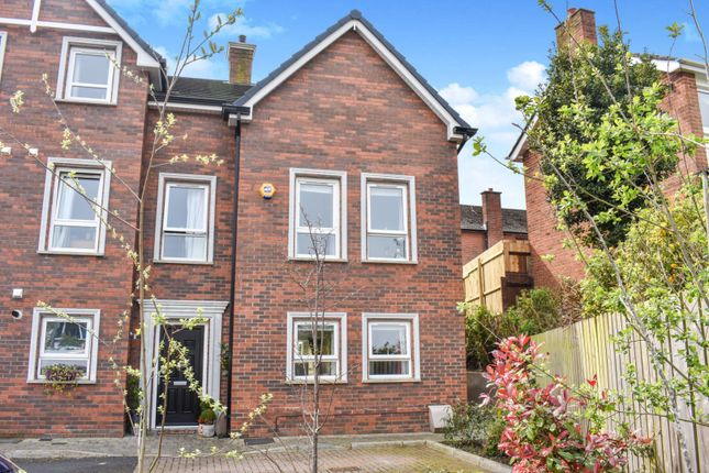 Thumbnail 4 bed end terrace house for sale in Donegall Park Avenue, Belfast
