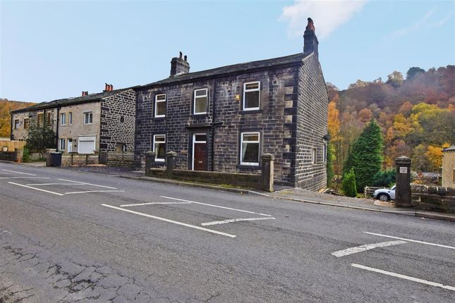 Thumbnail Detached house for sale in Halifax Road, Eastwood, Todmorden