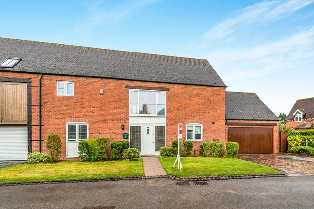 Thumbnail Barn conversion for sale in Orchard Court, Hill Ridware, Rugeley