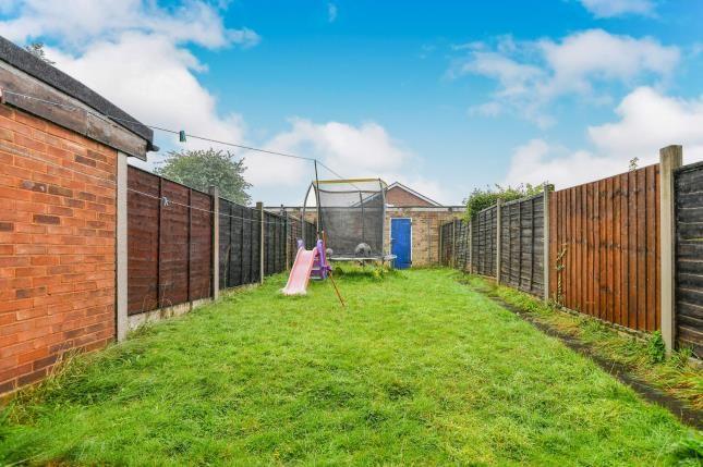 Garden of Birmingham Street, Willenhall, West Midlands WV13