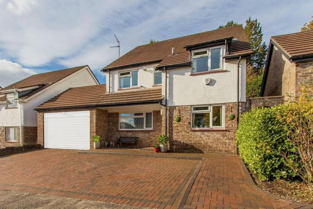 Thumbnail Property for sale in Chartwell Drive, Lisvane, Cardiff