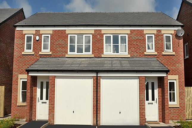 """3 bed semi-detached house for sale in """"The Buttermere"""" at Hesketh Lane, Tarleton, Preston PR4"""