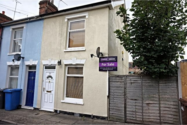 2 bed terraced house for sale in Gibbons Street, Ipswich