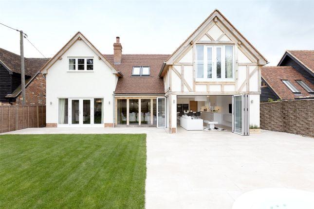 Thumbnail Detached house for sale in Skirmett, Henley-On-Thames, Buckinghamshire