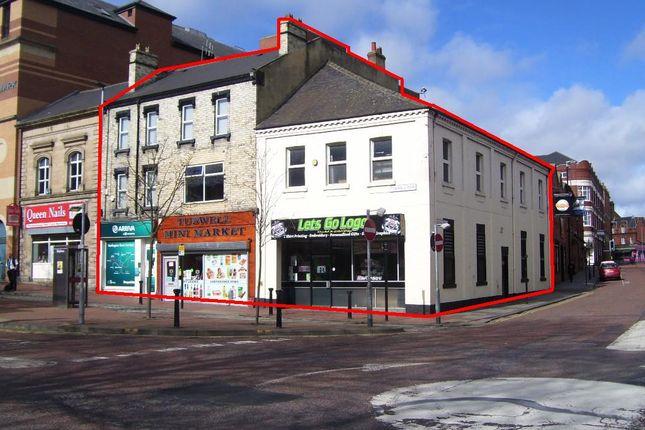 Thumbnail Retail premises for sale in Tubwell Row, Darlington