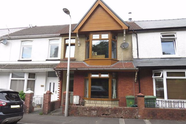 Thumbnail Terraced house for sale in Mackintosh Road, Pontypridd