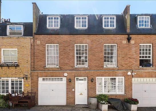 Thumbnail Property for sale in Frederick Close, Hyde Park, London
