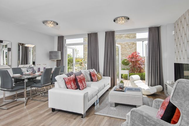 Thumbnail End terrace house for sale in Brook Valley Gardens, Hera Avenue, Chipping Barnet