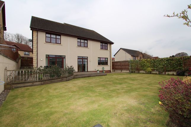 Rear Garden of Boswell Park, Inverness IV2