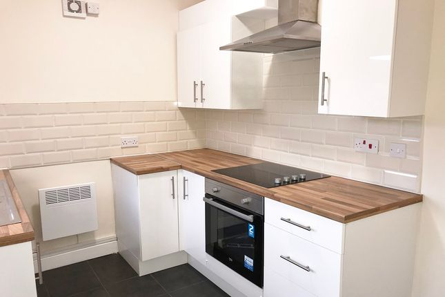 Thumbnail Terraced house to rent in Mary Street, Langwith, Mansfield