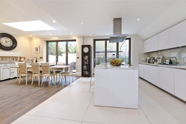Thumbnail End terrace house to rent in Lilyville Road, London