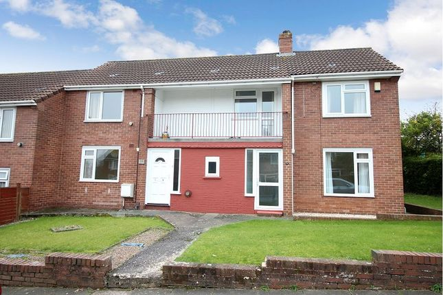 Thumbnail Flat for sale in Mincinglake Road, Stoke Hill, Exeter