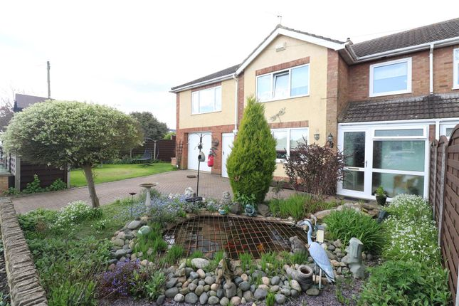 Thumbnail Semi-detached house for sale in Lodge Road, Rushden