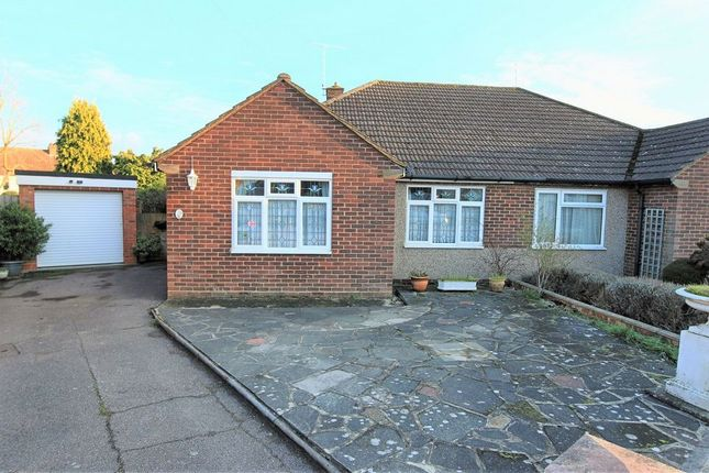Thumbnail Bungalow for sale in Briarley Close, Broxbourne