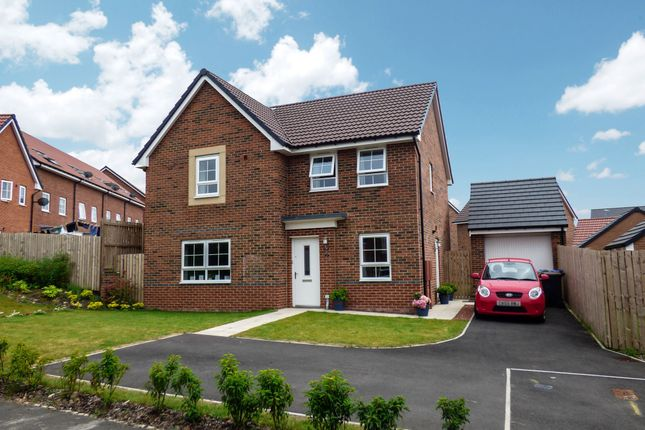 Thumbnail Detached house for sale in Jackson Close, Consett