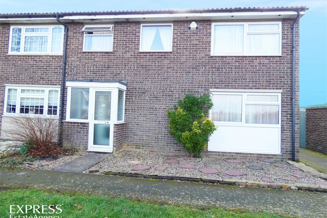 Thumbnail 3 bed end terrace house for sale in Raile Walk, Long Melford, Sudbury, Suffolk